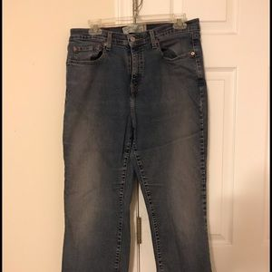 Levi's Shaping Boot Cut Jeans size 16S